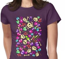 Snow White  Womens Fitted T-Shirt