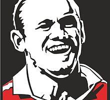 Wayne Rooney by ElbutStan