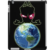 Invader from Planet Irk iPad Case/Skin