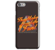 Consumer Recreation Services (CRS) iPhone Case/Skin