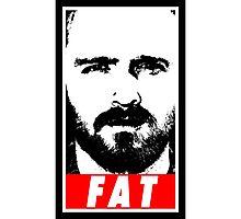 Pinkman - FAT Photographic Print