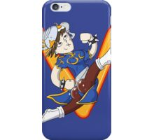 Chun Li- Warrior of the Ramen iPhone Case/Skin