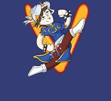 Chun Li- Warrior of the Ramen Unisex T-Shirt