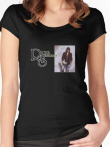 Richie Sambora Women's Fitted Scoop T-Shirt