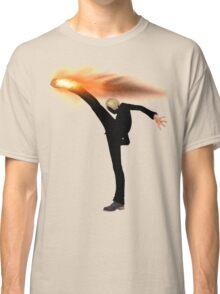 Sanji the Black leg Classic T-Shirt