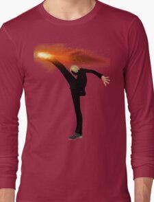 Sanji the Black leg Long Sleeve T-Shirt