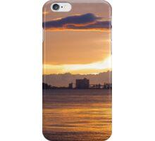 sunset cloud iPhone Case/Skin