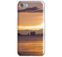 sunset cloud iPhone Case/Skin