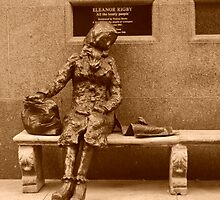 Eleanor Rigby  by Mike Davitt