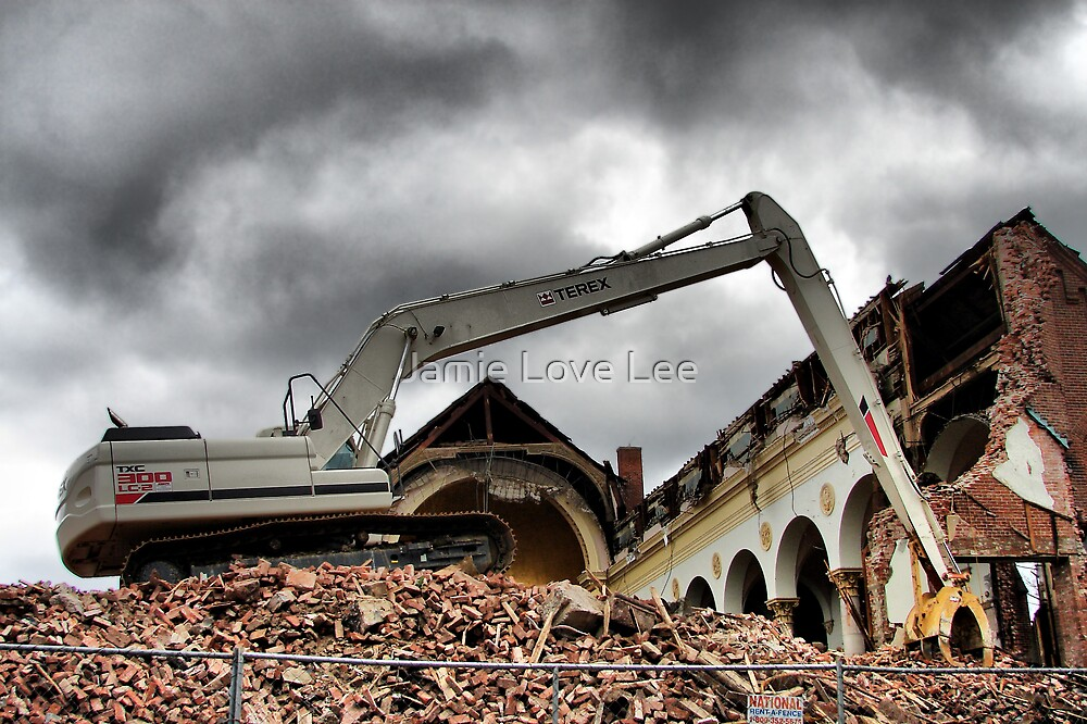 Tearing Down the House by Jamie Lee