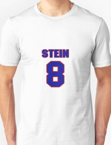 National baseball player Justin Stein jersey 8 T-Shirt