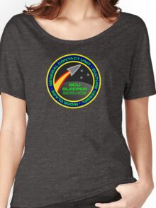 GCU 'Sleeper Service' Mission Patch Women's Relaxed Fit T-Shirt