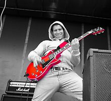 Guitar star by rebecca3