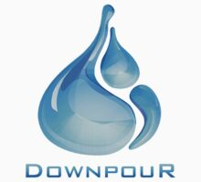 DownpouR Logo by DownpouR