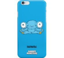 Bluemungus iPhone Case/Skin