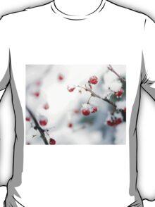 Snowy Berries T-Shirt