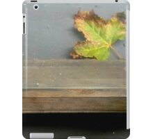 loan leaf iPad Case/Skin