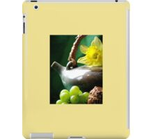 Spring Tea iPad Case/Skin