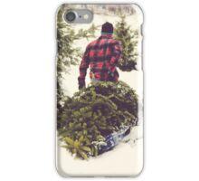 Christmas Tree Farm iPhone Case/Skin