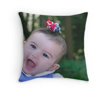 Pure Happiness! Throw Pillow