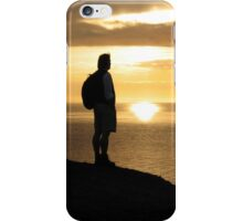 Contemplation. iPhone Case/Skin