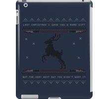 HANNIBAL CHRISTMAS iPad Case/Skin