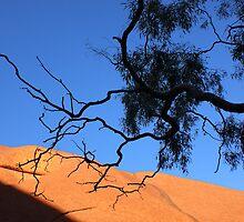 Uluru by Sally Rice