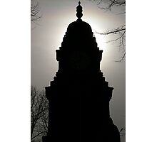 Lancaster Town Hall Photographic Print