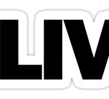 Alive Sticker