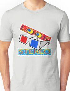 Stereo t-shirts Unisex T-Shirt
