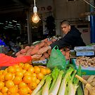 Carmel Market by Eyal Nahmias