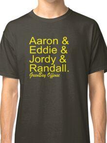 GreenBay Offense Classic T-Shirt