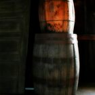 Cider Barrels by Jhug