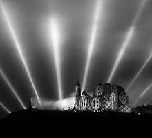Skyfest  @ The Rock by espanek