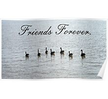 Friends Forever Poster