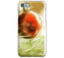 Essence of Christmas iPhone Case/Skin