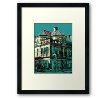 brisbane 11 Framed Print