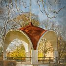 Montebello Park Band Shell by Marilyn Cornwell
