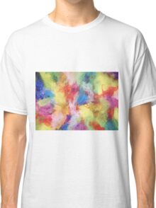 """""""In a Dream No.5"""" original abstract artwork by Laura Tozer Classic T-Shirt"""