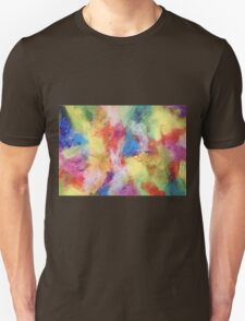 """In a Dream No.5"" original abstract artwork by Laura Tozer Unisex T-Shirt"