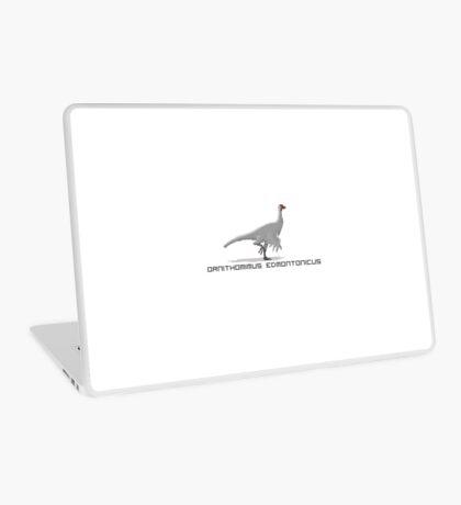 Pixel Ornithomimus Laptop Skin