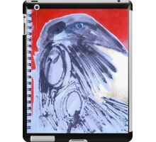 crow 3 iPad Case/Skin