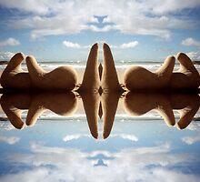 Twins by David Sandercoe