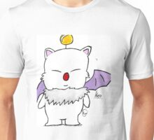Final Fantasy Moogle Unisex T-Shirt