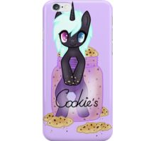 My little pony in a cookie jar iPhone Case/Skin