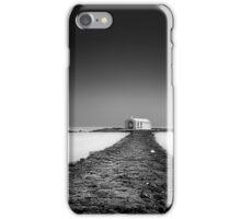 Anicca II - St Nicolas chapel iPhone Case/Skin