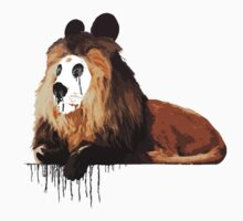 Pandelion - The Lion Who Wanted to be a Panda. Kids Clothes