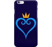 Kingdom Hearts - Symbol Nerdy Must Have iPhone Case/Skin