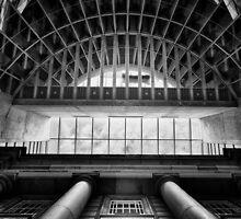 Atriums II - Usher Hall by pygmalion01