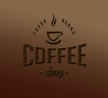 Beautiful Cushions/ Pattern The Coffee Shop by ozcushionstoo